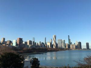 シカゴ風景